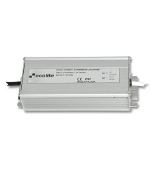 Ecoplanet DX-WP-150W/IP67 LED El. trafo,230V-12V,12.5A,150W  150W