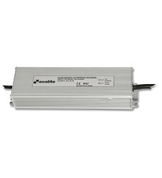 Ecoplanet DX-WP-200W/IP67 LED El. trafo,230V-12V,16.7A,200W  200W