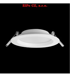 MEGAMAN svítidlo downlight LED RICO F29700RC-828 12.5W 950lm IP44 145mm