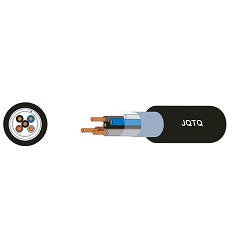 KABEL JQTQ 4Ox 0,8 (4Dx0,8)